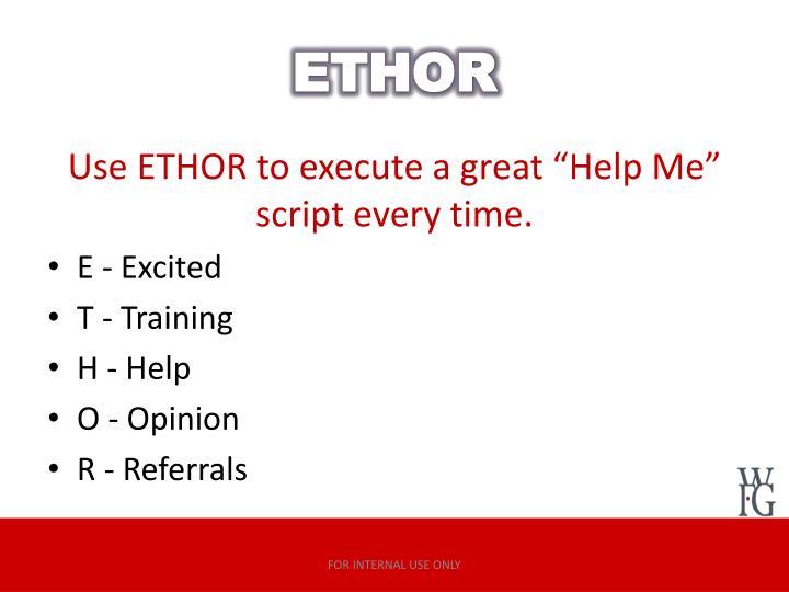 ETHOR
