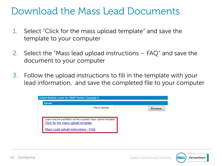Download the Mass Lead Documents
