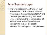 peran transport layer14