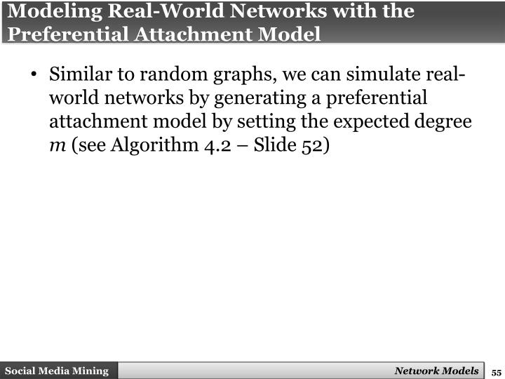Modeling Real-World