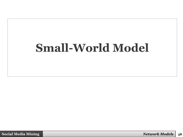 Small-World Model