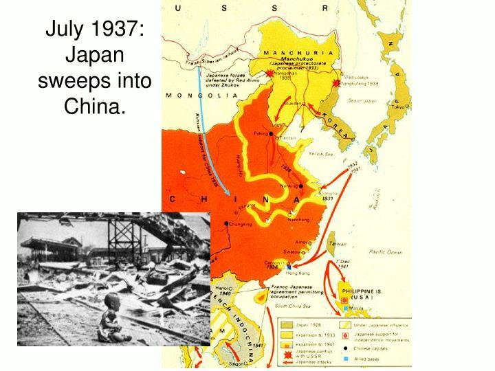 July 1937:
