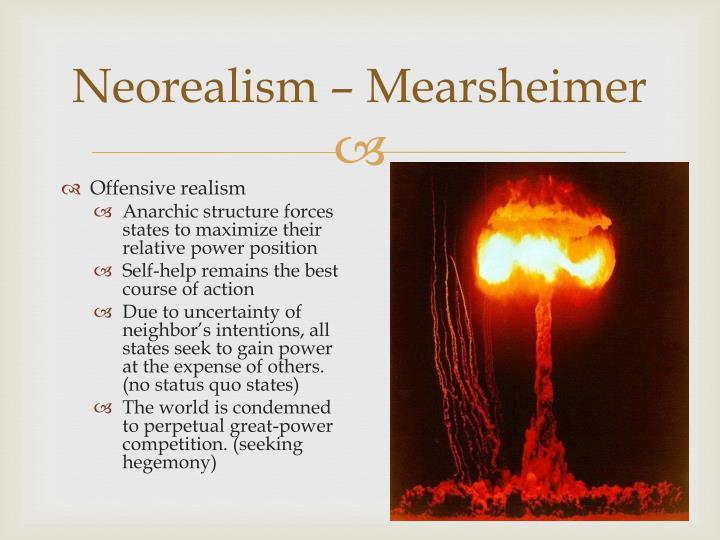 Neorealism –