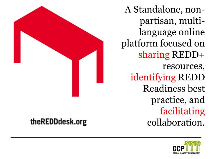 A Standalone, non-partisan, multi-language online platform focused on