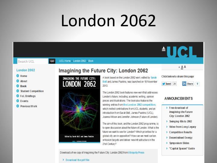 London 2062