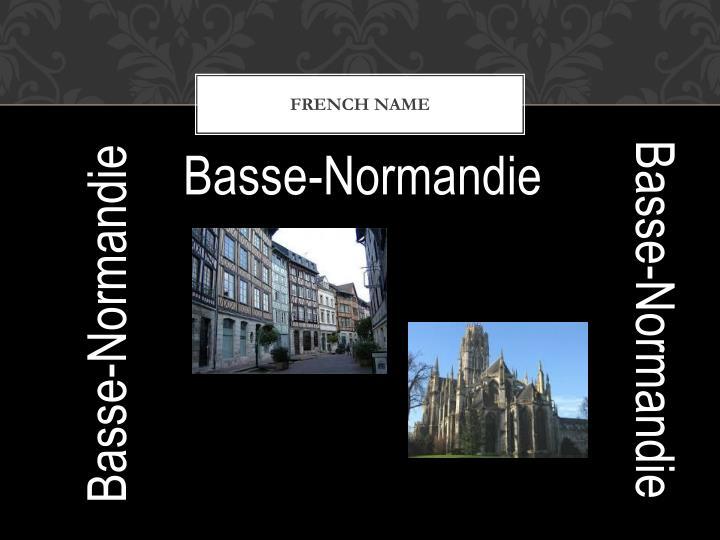 Ppt basse normandie et haute normandie powerpoint for Haute normandie basse normandie
