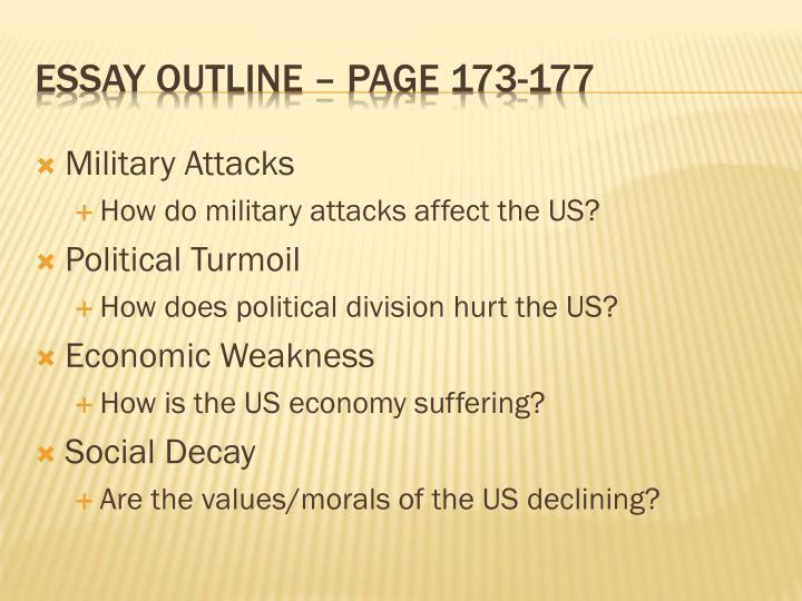 Military Attacks