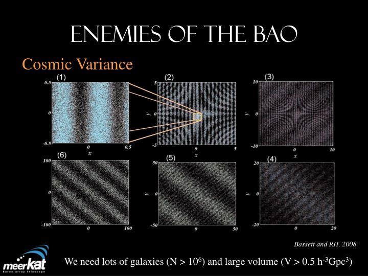 Enemies of the BAO