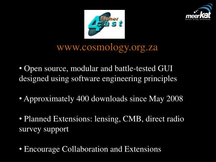 www.cosmology.org.za