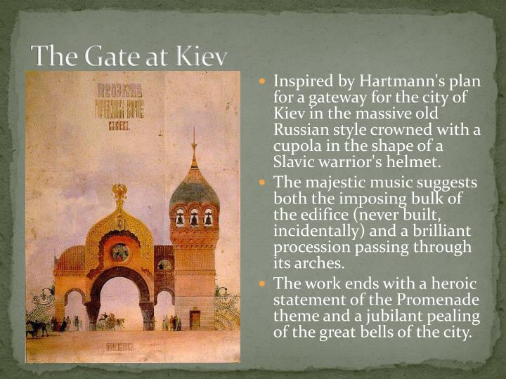 The Gate at Kiev