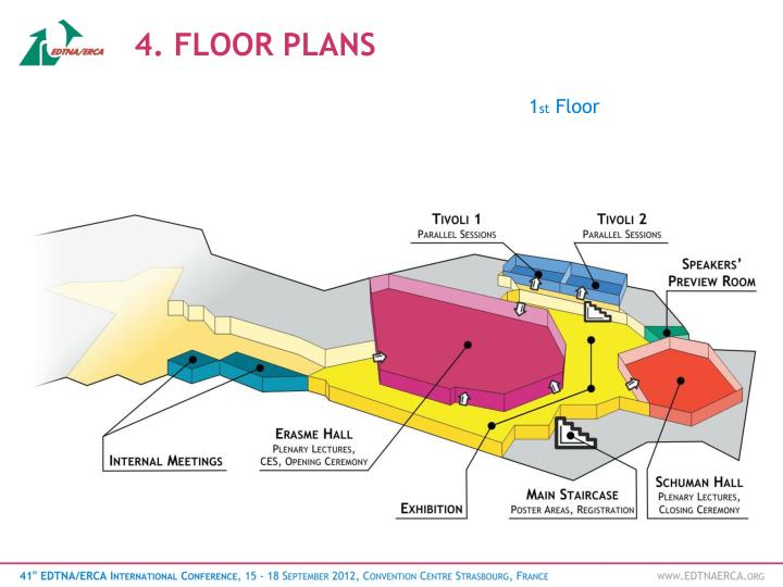 4. FLOOR PLANS