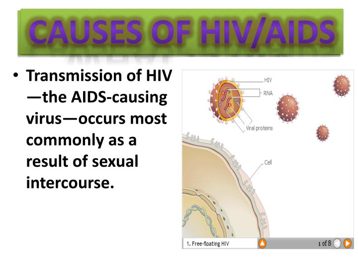 Causes OF HIV/AIDS