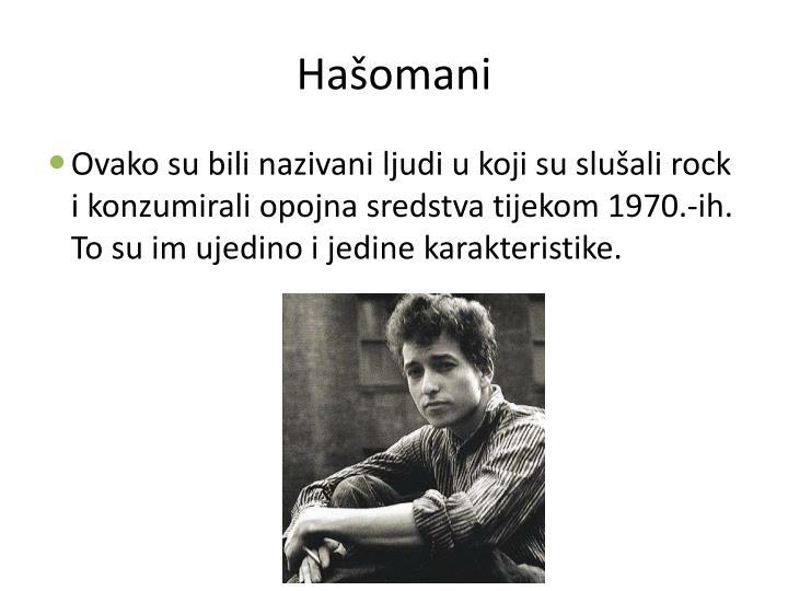 Hašomani