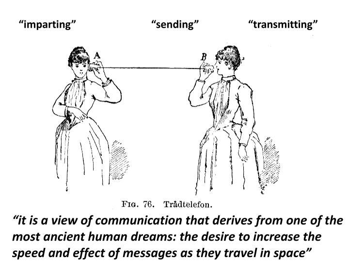 """""""transmitting"""""""