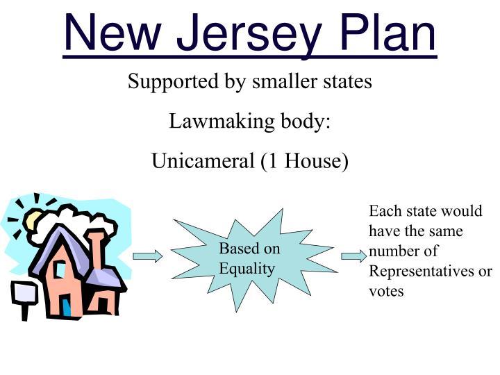 New Jersey Plan