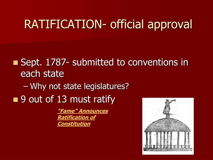 85 essays supporting ratification constitution Paul jones mrs quinn galre december 6, 2010 unit 2 lesson 14 – reviewing and using the lesson 1 what strategies did federalists employ to win the struggle for ratification of the.