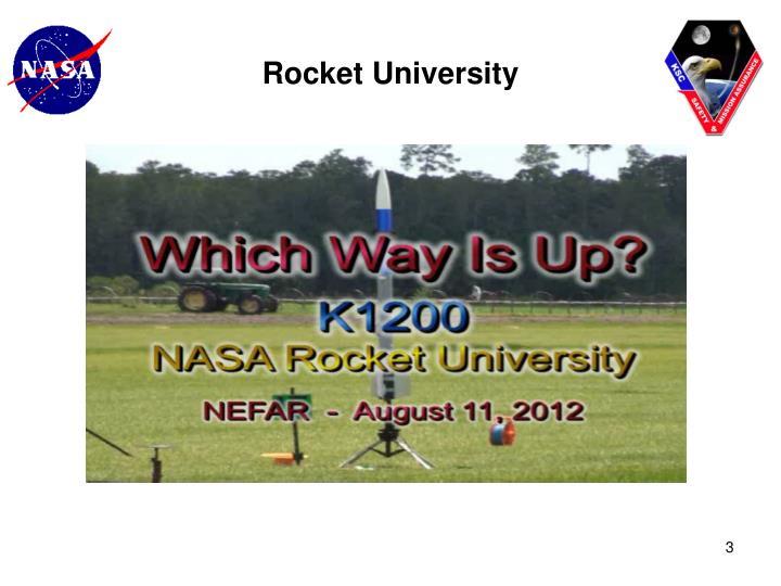 Rocket University