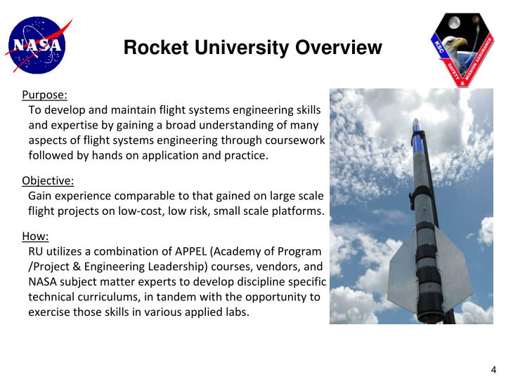 Rocket University Overview