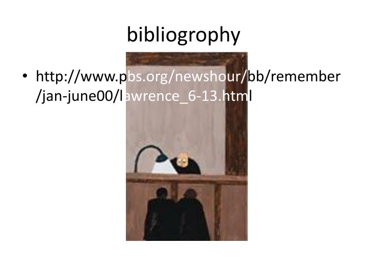 bibliogrophy