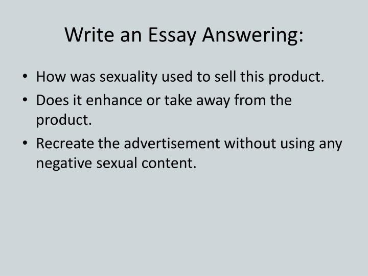 Write an