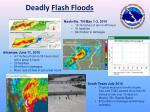 deadly flash floods