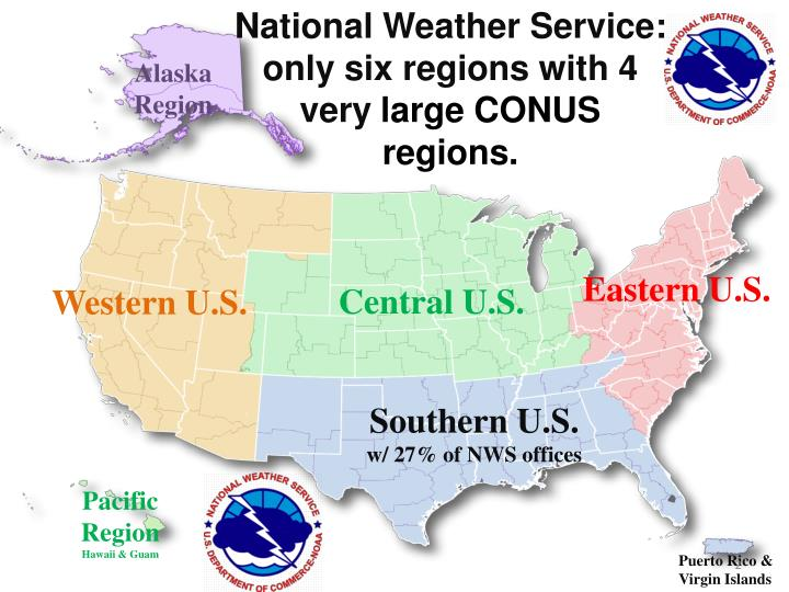 National Weather Service: