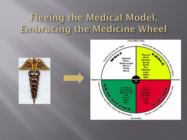 Fleeing the Medical Model,