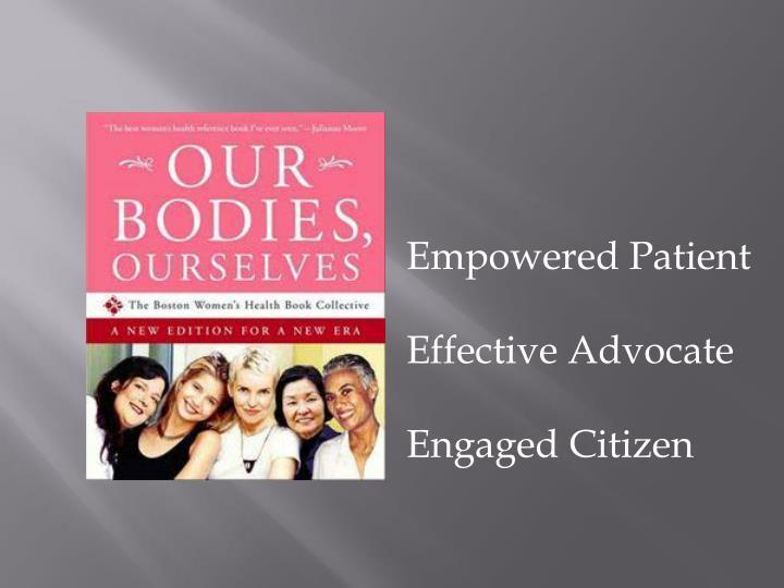 Empowered Patient