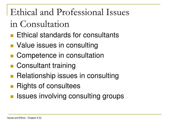 professional issues The council on professional issues serves the association as a resource on  dental practice administration and professional issues, such as ethics, barriers to .