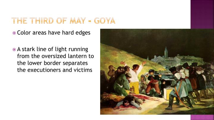 The Third of May - Goya