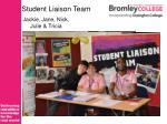 student liaison team