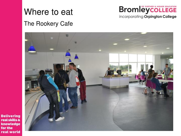 The Rookery Cafe