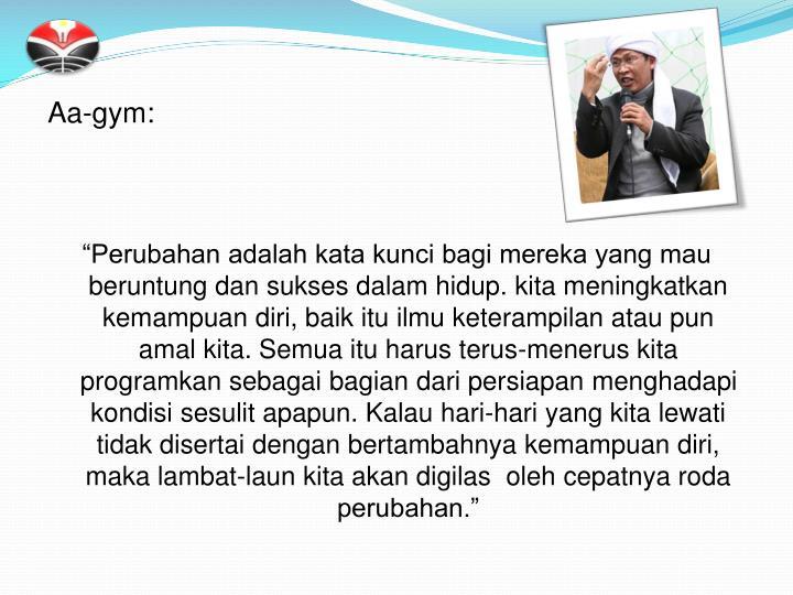 Aa-gym: