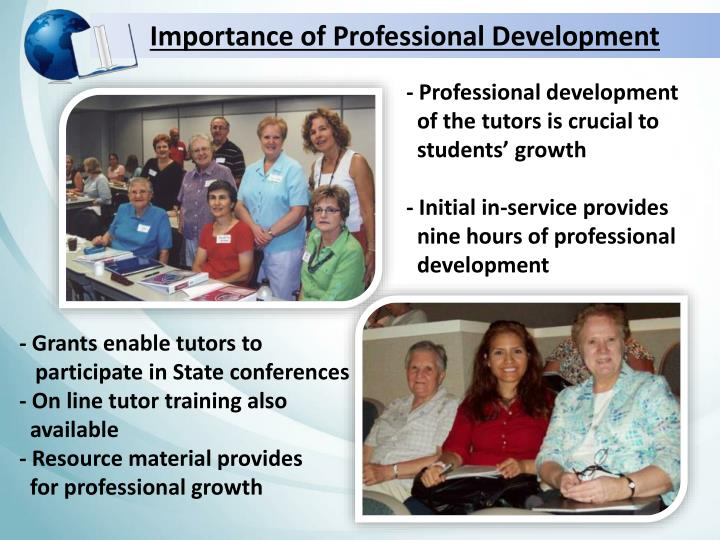Importance of Professional Development