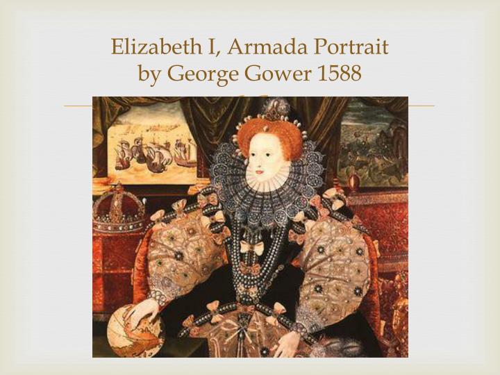 Elizabeth I, Armada Portrait