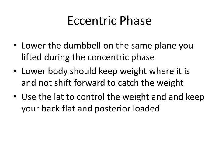Eccentric Phase