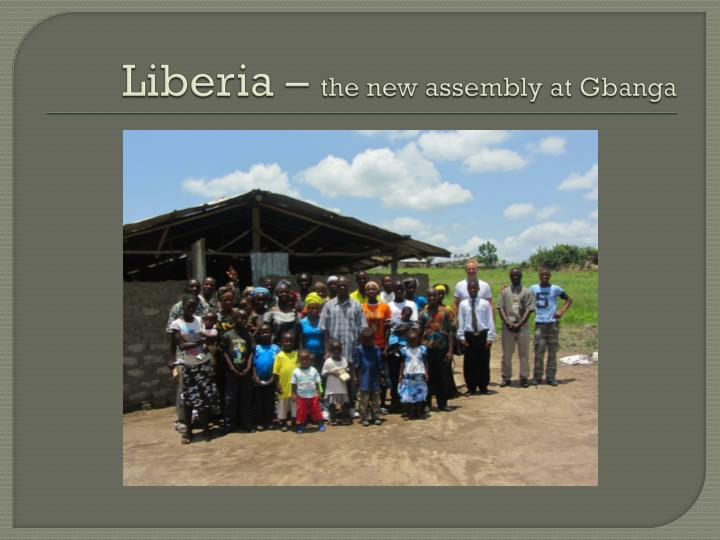 Liberia –