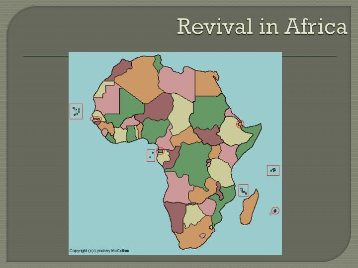 Revival in Africa