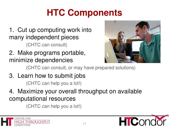 HTC Components