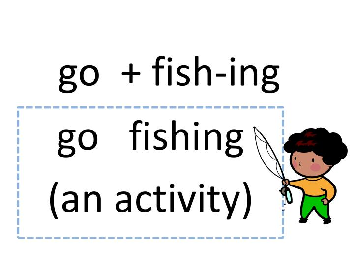 go  + fish-