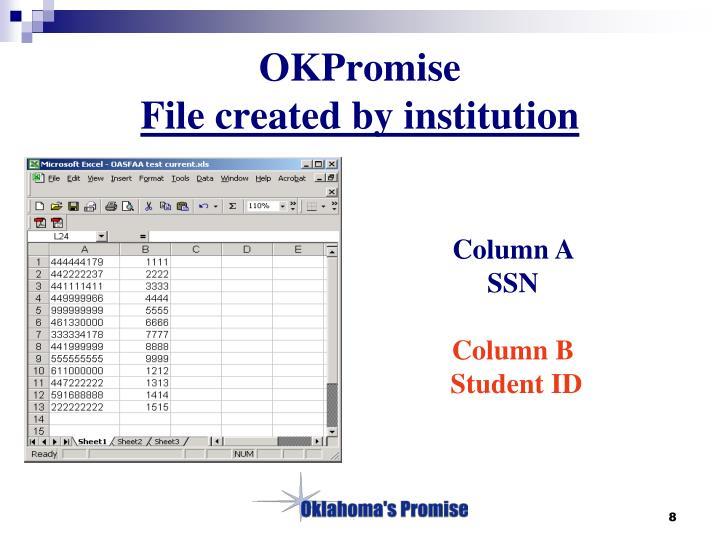 OKPromise