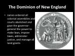 the dominion of new england1