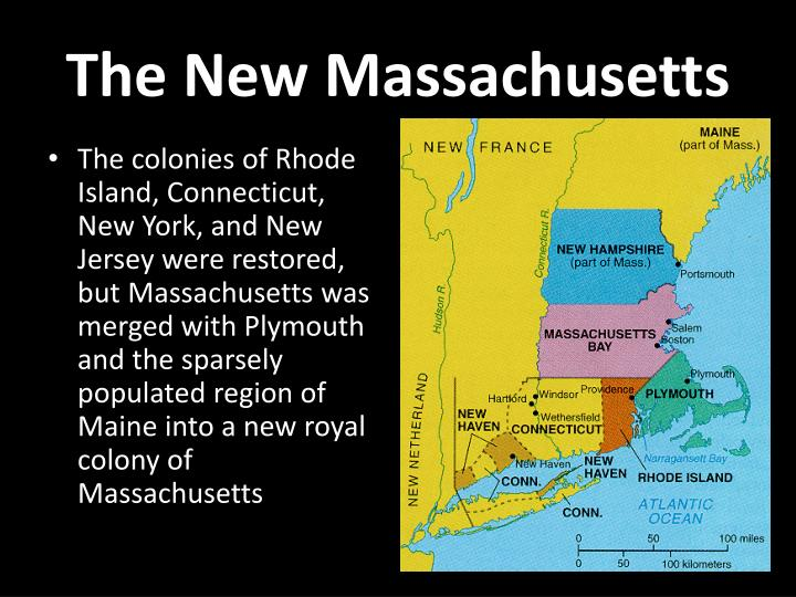 The New Massachusetts