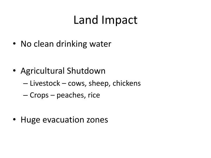 Land Impact