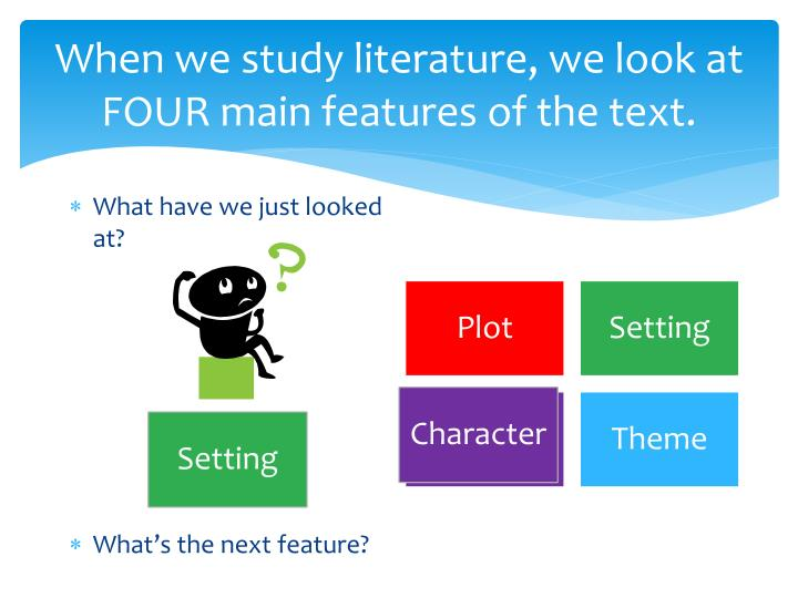 how to write a literature study
