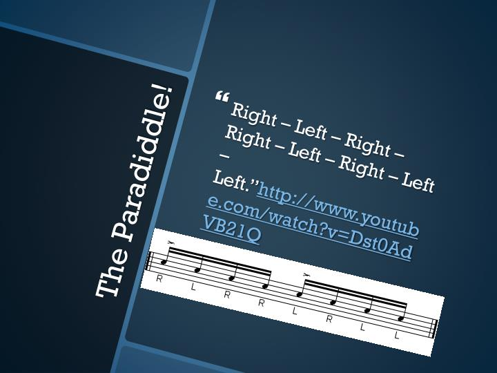 Right – Left – Right – Right – Left – Right – Left – Left.""