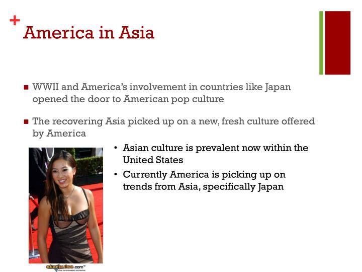 America in Asia