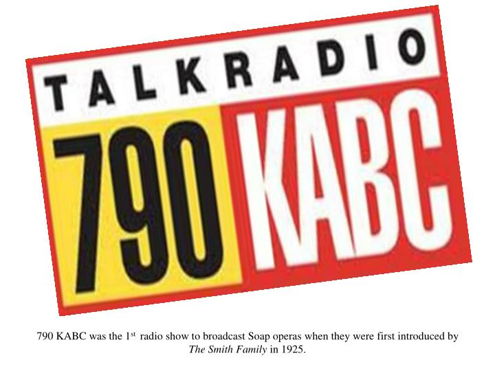 790 KABC was the 1