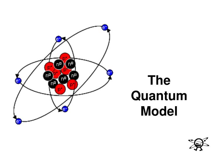 PPT - The Quantum Mode...