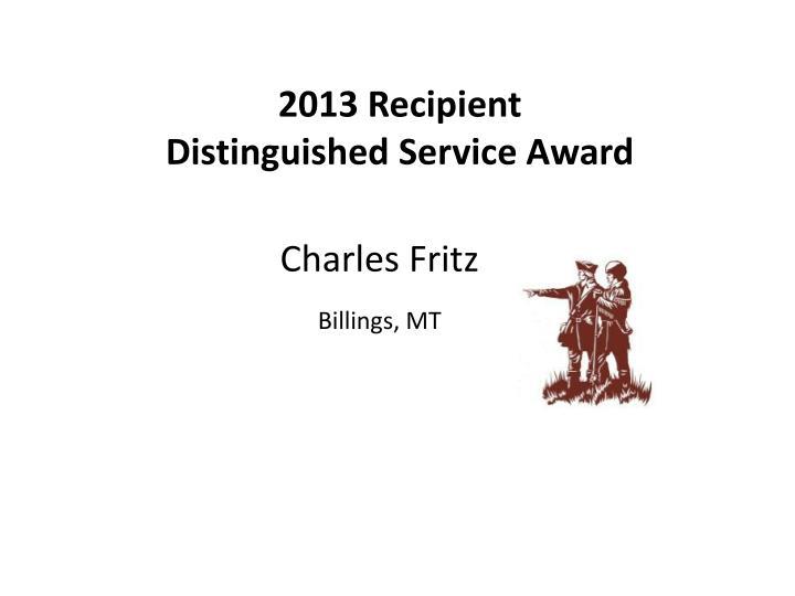 Charles Fritz